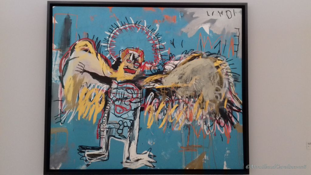 Fallen Angel 1981, Jean-Michel Basquiat