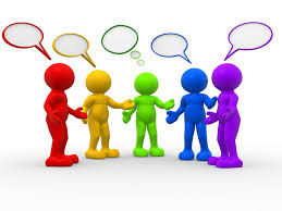 Gesundheit + Kommunikation= großer Redebedarf :-)