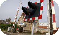Bicester's London Road Level Crossing is likely to be closed.  And there are currently no ideas to replace it.