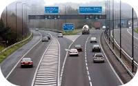 Live M40 Traffic via Twitter