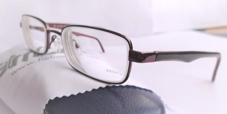 Fielmann Brille aus dem Jugend-Sortiment