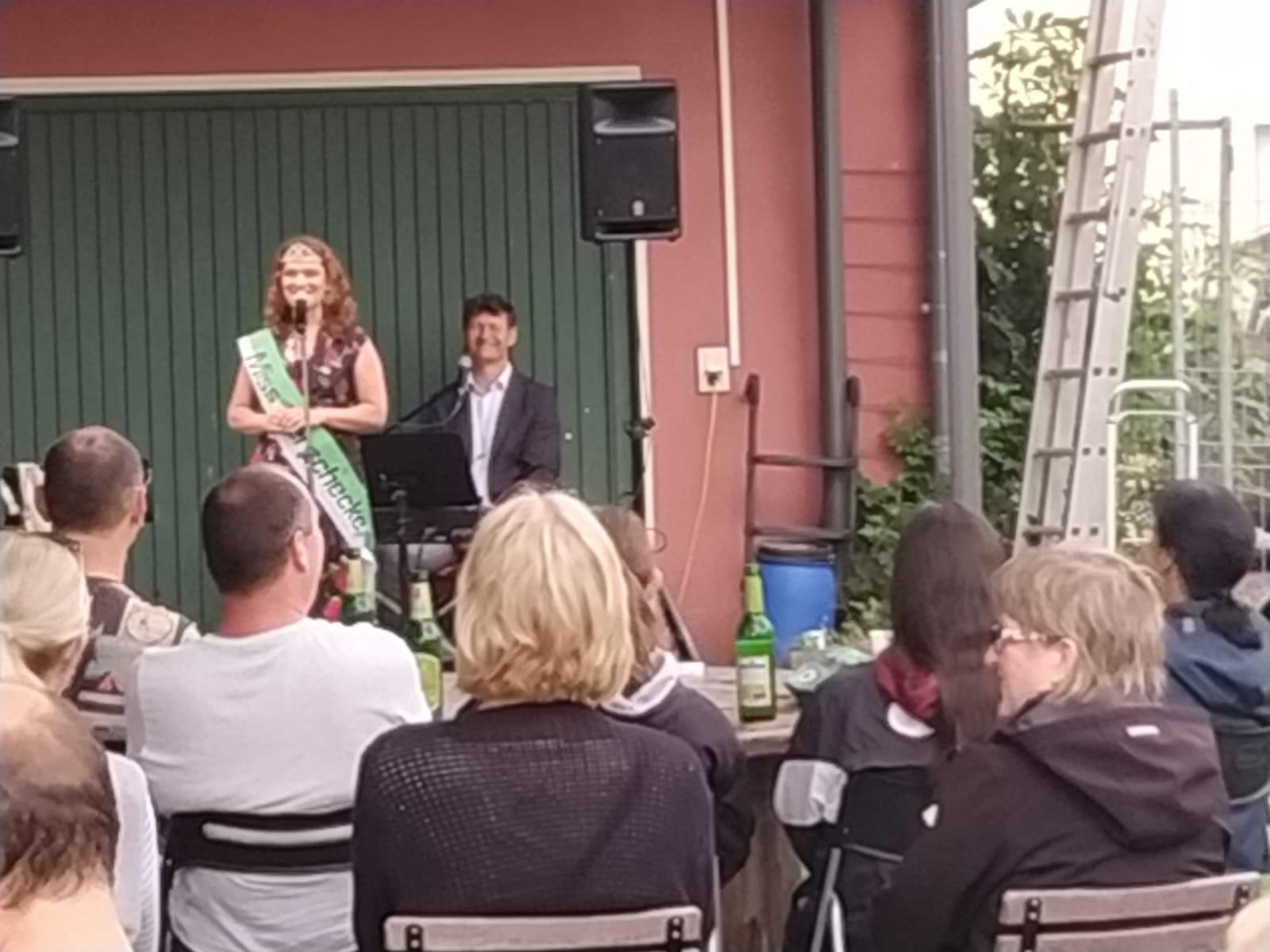Gartenstuhlkonzert mit Katy-Leen