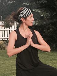Kathrin Baumann, Dipl Pilates Trainerin Matte