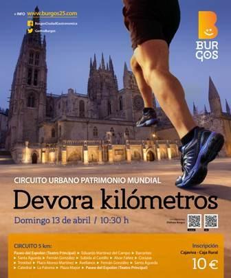 Devora Kilómetros Burgos