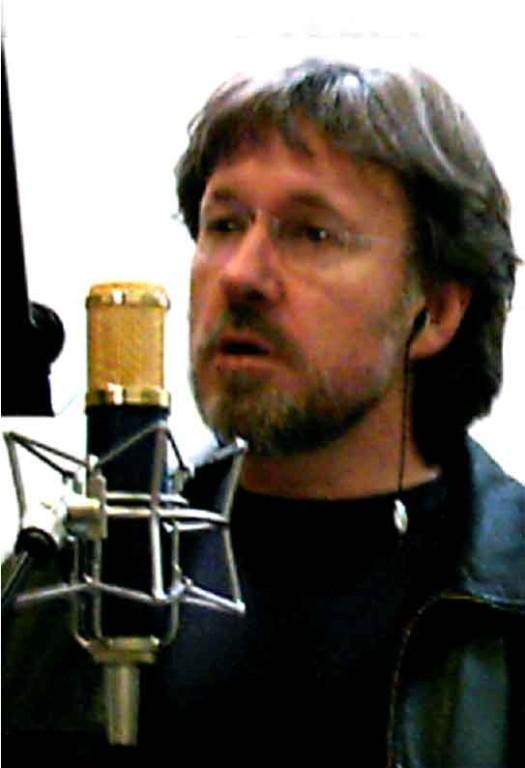 """Studio Gesangsaufnahmen für die CD """"Seinetwegen"""" 2007"""