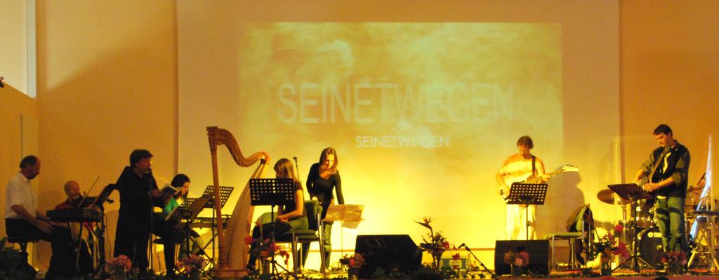 """""""Seinetwegen"""" live"""