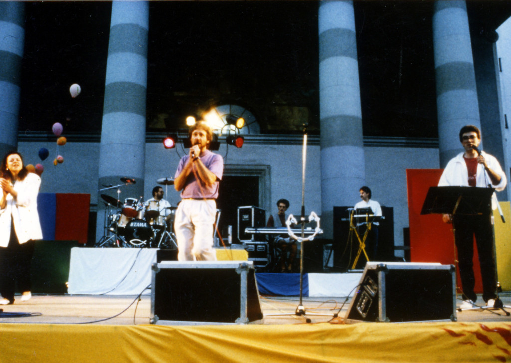 Open Air in Dornbirn 1989