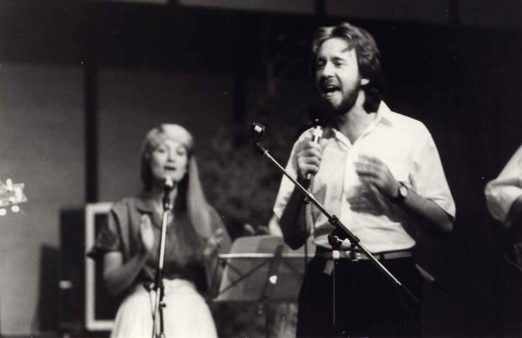 1986, 3 monatige Tournee durch D, CH, A