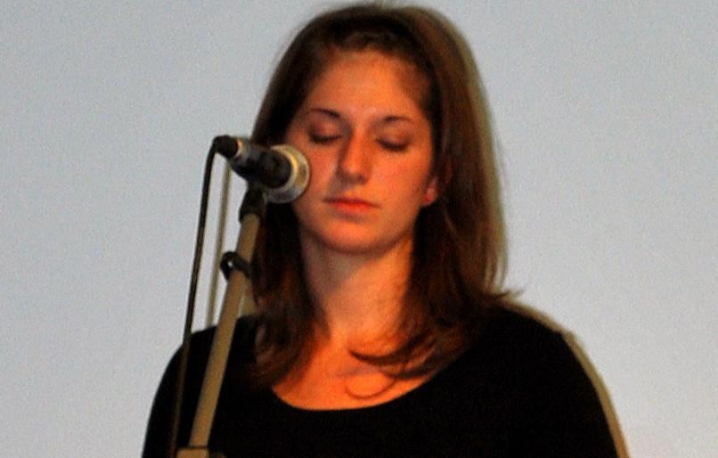 Mit Brigitta Grünwald, Gesang