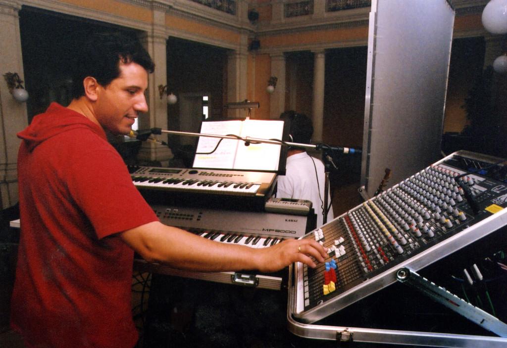 Plamen Kanev, langjähriger Freund und musikalischer Begleiter