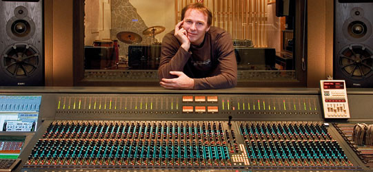"Mix & Mastering der ""Seinetwegen"" CD bei Peter Cebul, T-on Studio"