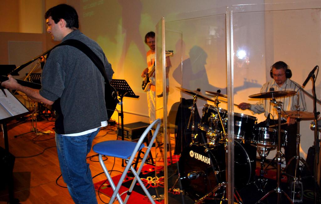 Mit Thomas Hackl, Akustik Gitarre