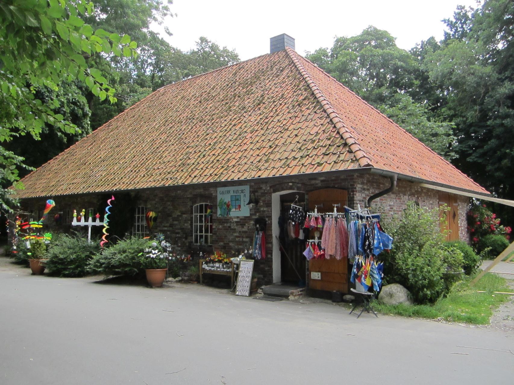 """Kunststall"" beim ""Alten Kurhaus"""