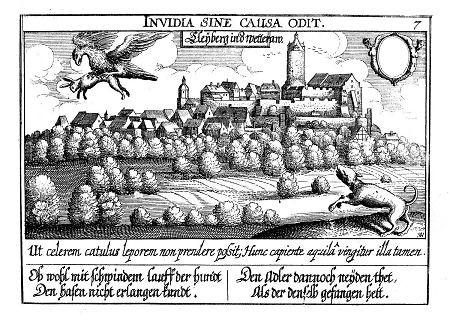 Die Burg 1631