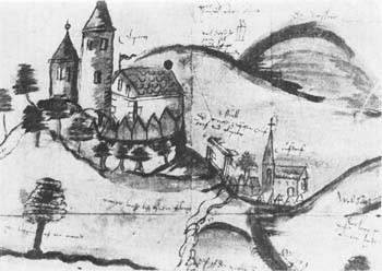 Die Burg 1561