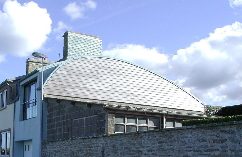 Aménagement et extension à Bretteville en Saire 2005