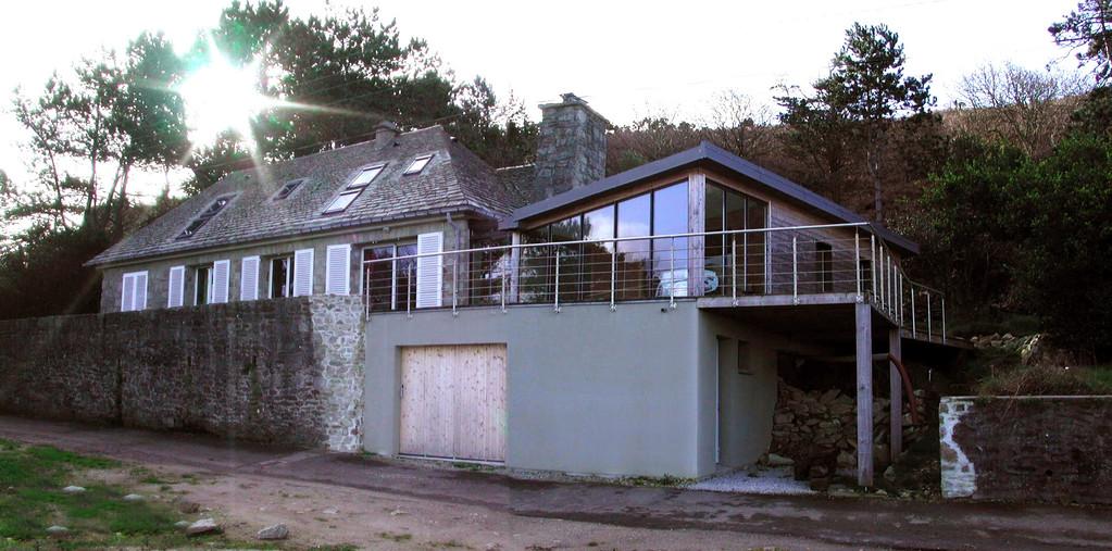 Rénovation et extension à Bretteville en Saire 2005