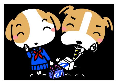進学・入学・入園おめでとうございます!!