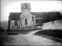 Eglise de Baulne en Brie