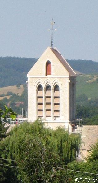 Le nouveau clocher