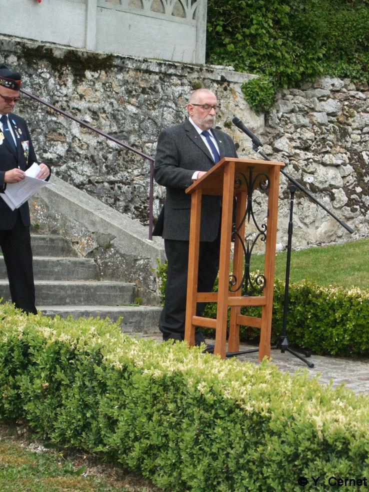 Jean-Marc Ridet-Debrus, Président des Oubliées de la mémoire