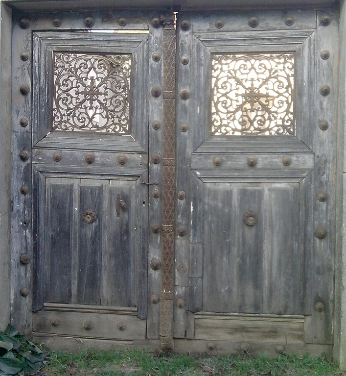 La porte de prison de la Petite Roquette 1900-2012