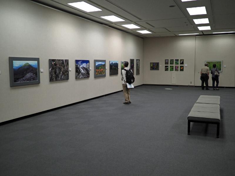 写真を見る日本山岳写真協会東海支部支部長