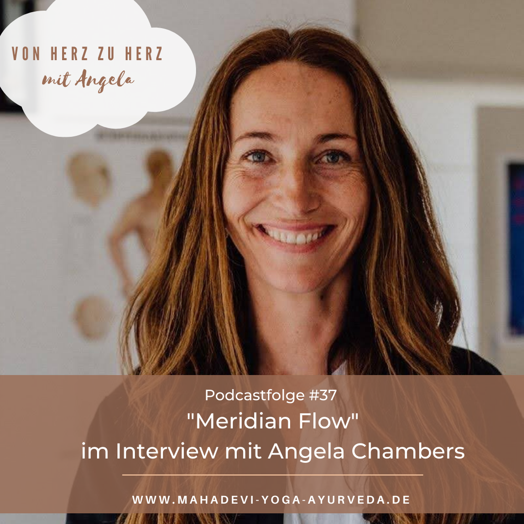 "Folge #37 - ""Meridian Flow"" im Interview mit Angela Chambers"