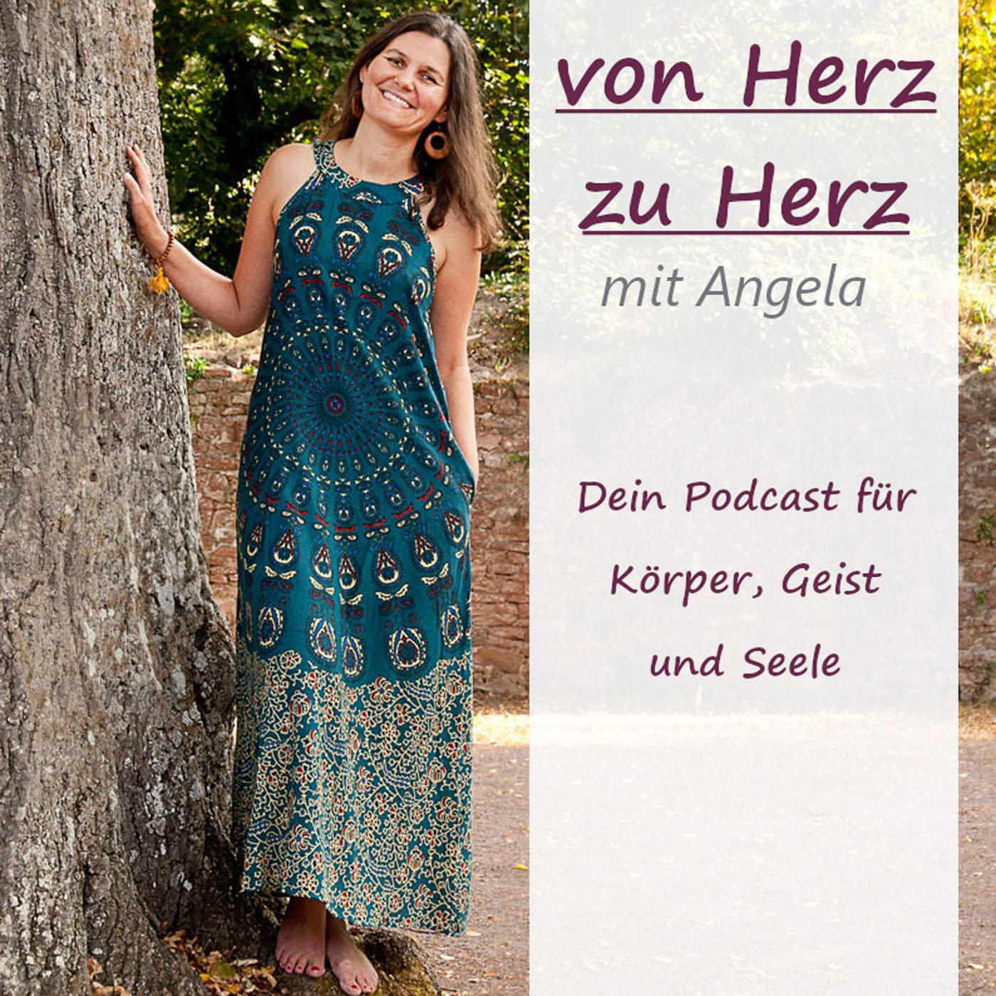 Folge #0 - Podcast Intro - von Herz zu Herz mit Angela