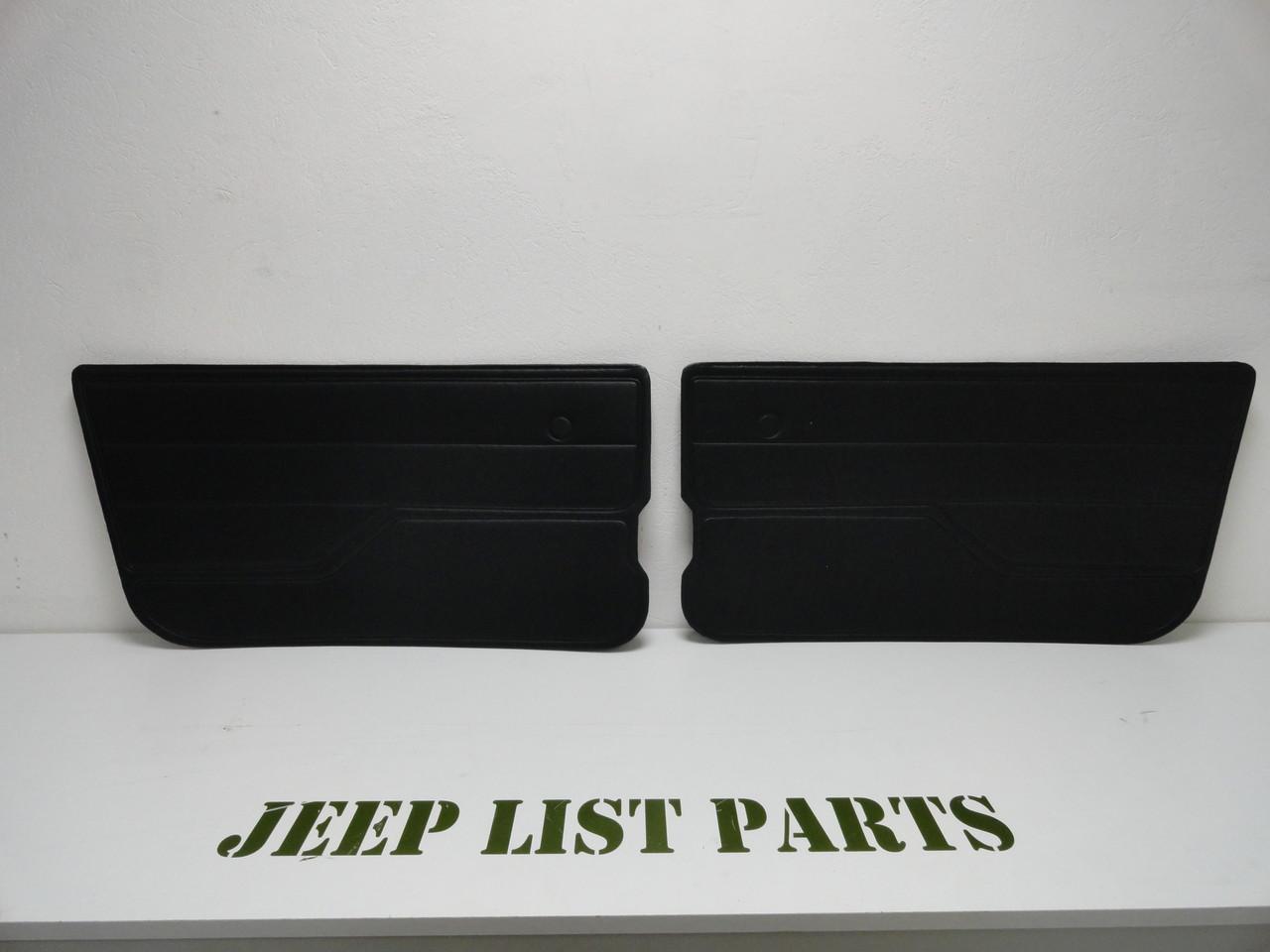 YJ Wrangler>>Pièces d\'occasion>>Intérieur - Jeep List Parts