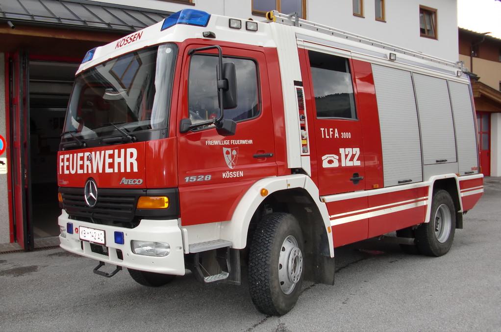 Tanklöschfahrzeug TLF-A 3000