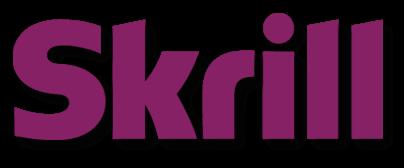 Logo der Firma Skrill
