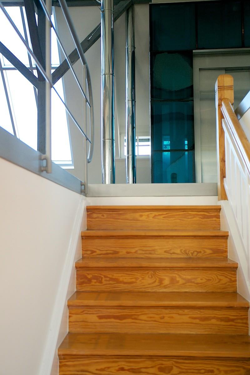 Eingang Treppe Penthouse