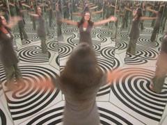 TanzLustLeben - Katrin Beitel tanzt im Spiegeloktogon