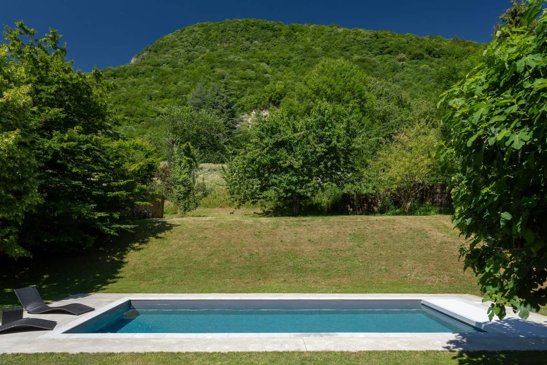Maison d'hôte avec piscine en Isère