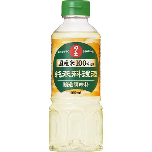 Saké pour cuisine 400ml, 国産米純米料理酒