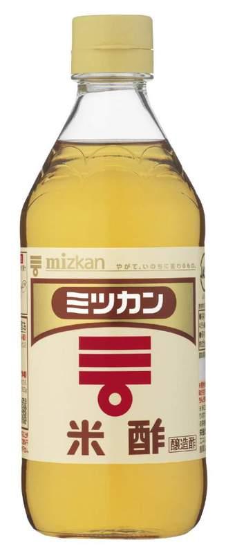 """Vinaigre de riz """"Mizkan"""" 500ml, 米酢 ミツカン"""