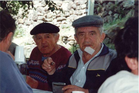 """Marin et Daniel  """"des Graves)"""