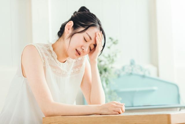 めまい・耳鳴りの鍼灸治療症例【40代女性】名古屋市天白区の鍼灸院‐大根治療院