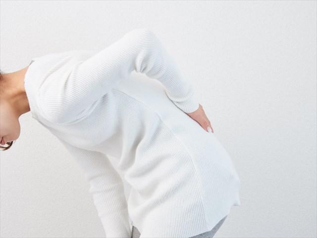 慢性腰痛の症例(患者50代男性)