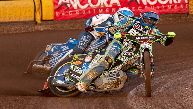 Foto: Somerset Rebels Homepage - www.somerset-speedway.com