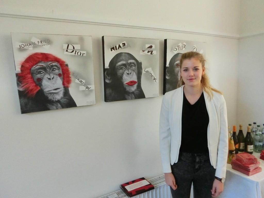 """Annelen Dietz """"DU AFFE"""""""