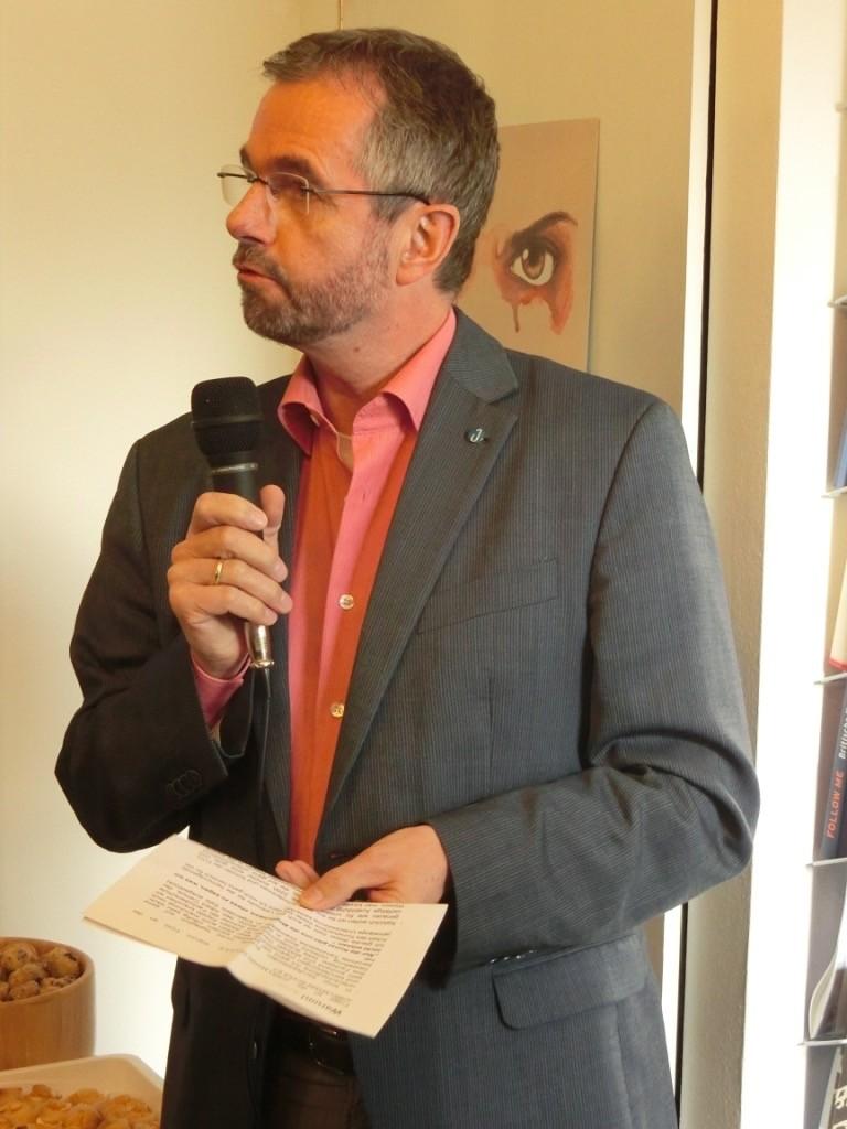 Jobelmann Direktor Rainer Albers