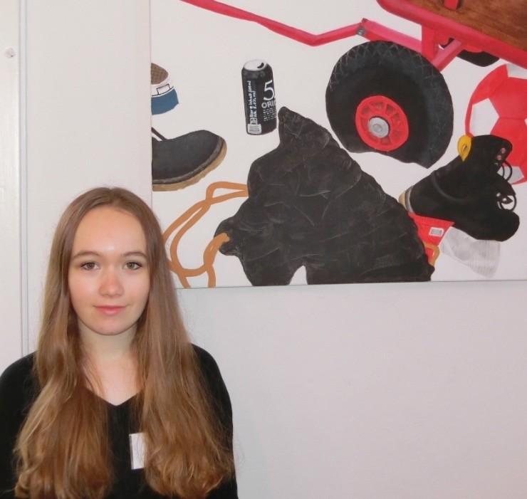 """Laura Dunse """"Unbeschwerte Jugend"""""""