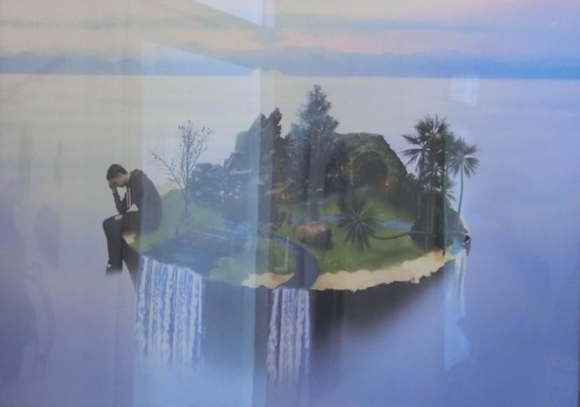 "Jonathan String ""Einsame Insel"""