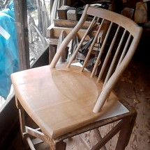 座椅子(なら)