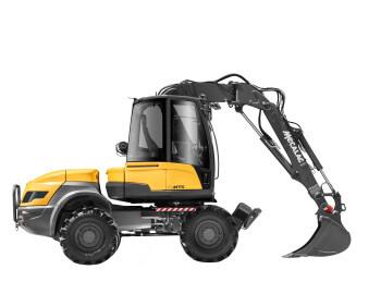 Mecalac 12MTX Excavator