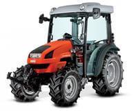 SAME Solaris Tractor