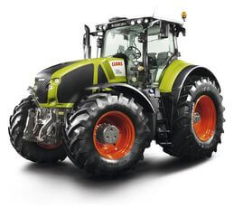 CLAAS Xerion 4000 Tractor