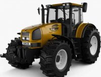 Renault Ares 640RZ Tractor